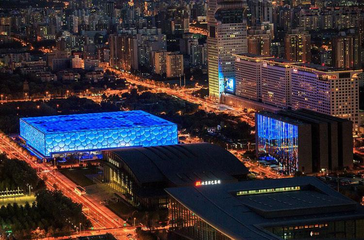 北京奥林匹克塔