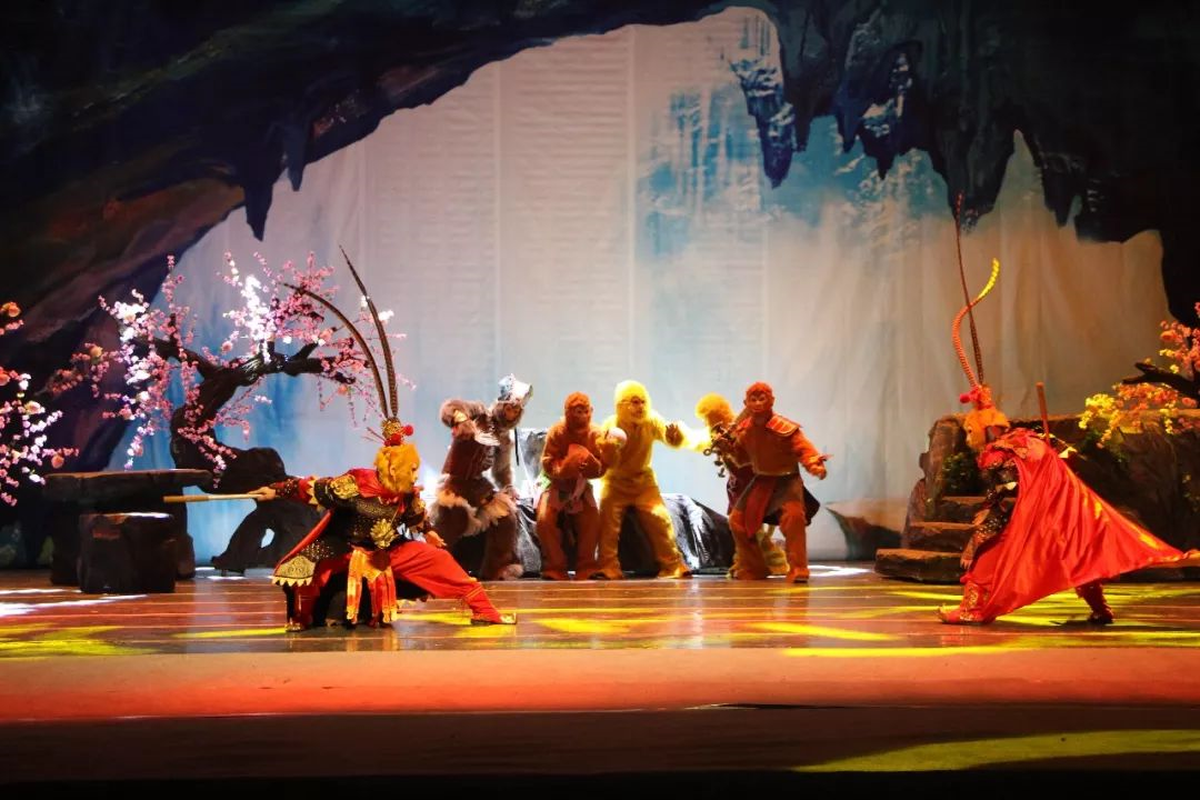 大型亲子互动儿童舞台剧《真假美猴王》至尊之王 踏云归来 西安站