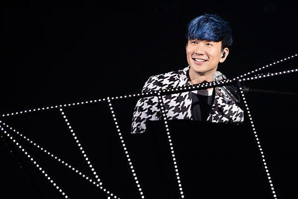 林俊杰南通演唱会门票