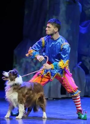 小丑动物嘉年华之梦幻世界无锡站