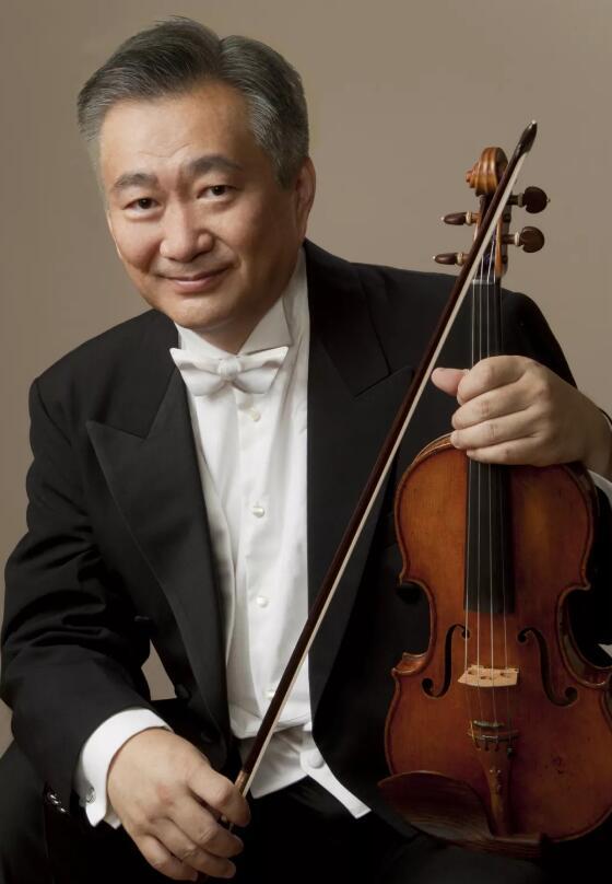 Chin Kim小提琴独奏音乐会无锡站