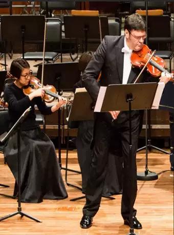 NDR北德广播首席小提琴独奏音乐会呼和浩特站