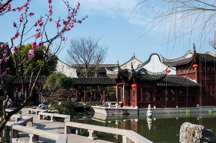 上海南翔檀园