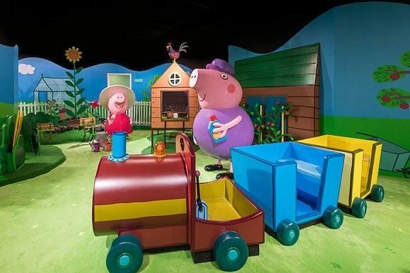 上海小猪佩奇的玩趣世界