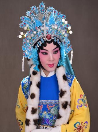 长安大戏院5月31日 京剧《文姬归汉》
