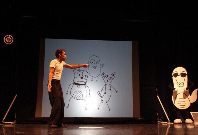 【北京站】西班牙多媒体动画互动剧《猫飞狗跳》