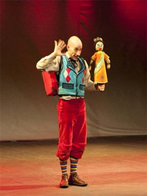 儿童剧《环游世界八十天》哈尔滨站