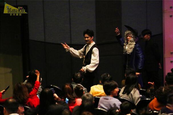 《美女与野兽》上海演出门票