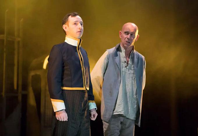 英国黑瞳剧院《福尔摩斯-四签名》贵阳站