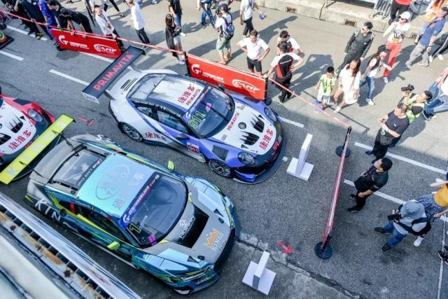 中国超级跑车锦标赛宁波站