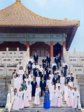 中国交响乐团2018-2019音乐季中国交响乐团合唱团《爱之歌》勃拉姆斯声乐作品音乐会-北京站