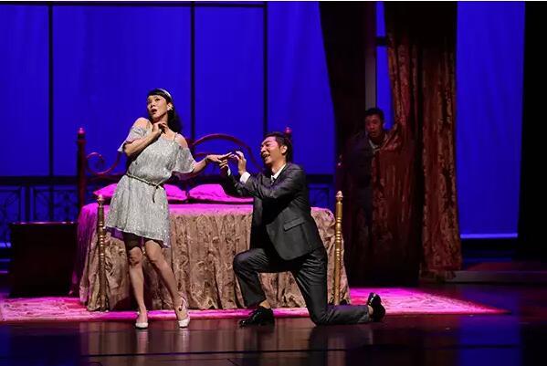 《阳台》北京演出门票