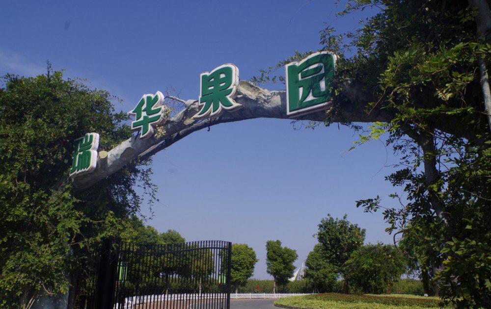上海光明瑞华果园门票