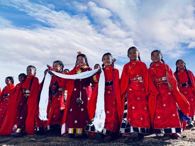 藏族天籁童声合唱团六一音乐会北京站