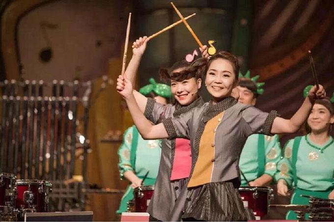 豆荚宝宝儿童音乐会《淘气旅行箱》上海站