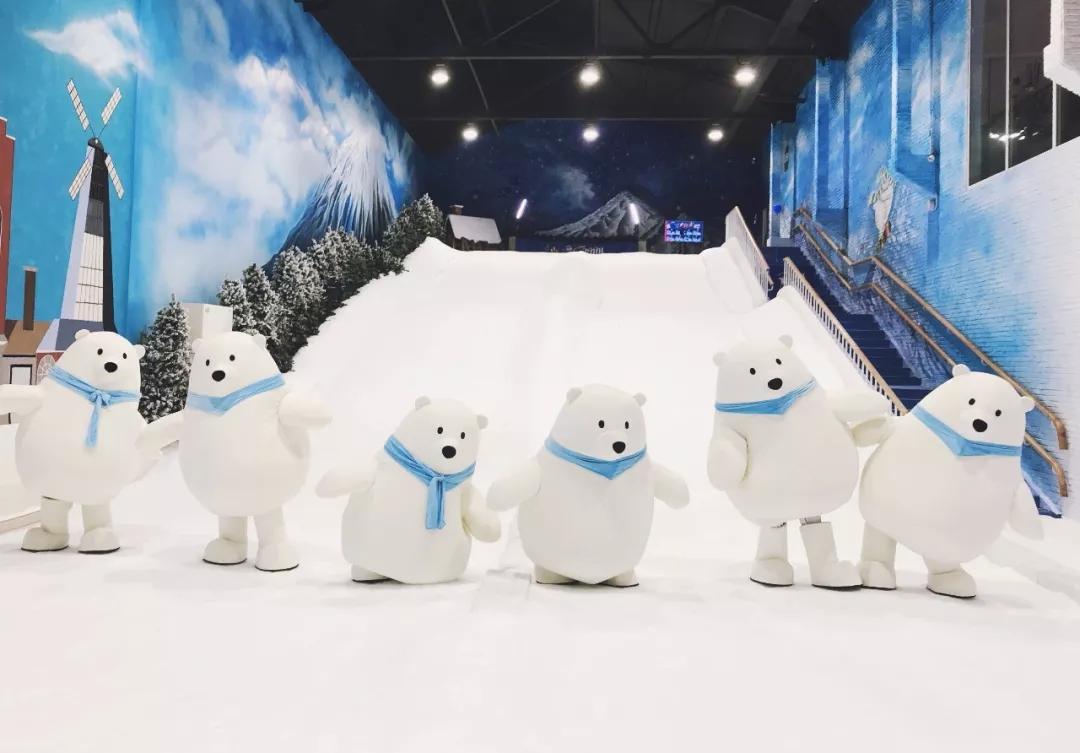 2019上海Mr.Kuma雪之乐园怎么样?Mrkuma雪之乐园好玩吗?
