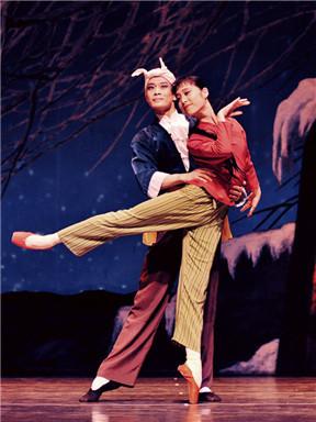 献礼新中国成立70周年:上海芭蕾舞团《白毛女》北京站