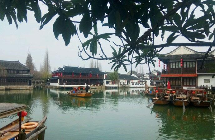 上海朱家角城隍庙