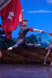 芭蕾舞剧《红色娘子军》苏州站