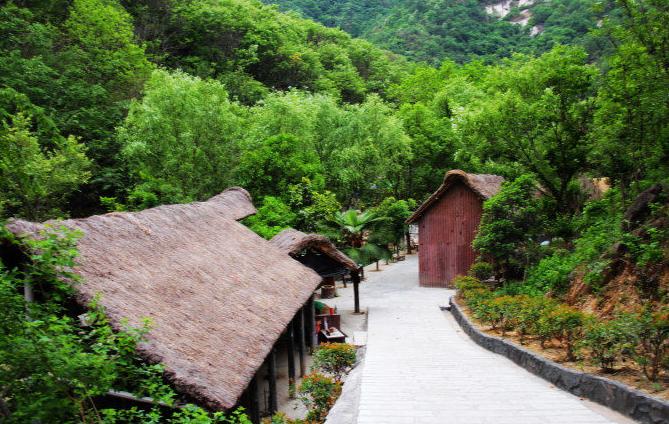 龙潭沟景区