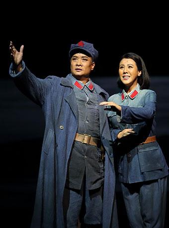 广州艺术节・戏剧2019 群星荟萃 恢弘巨制 国家大剧院原创中国史诗歌剧《长征》