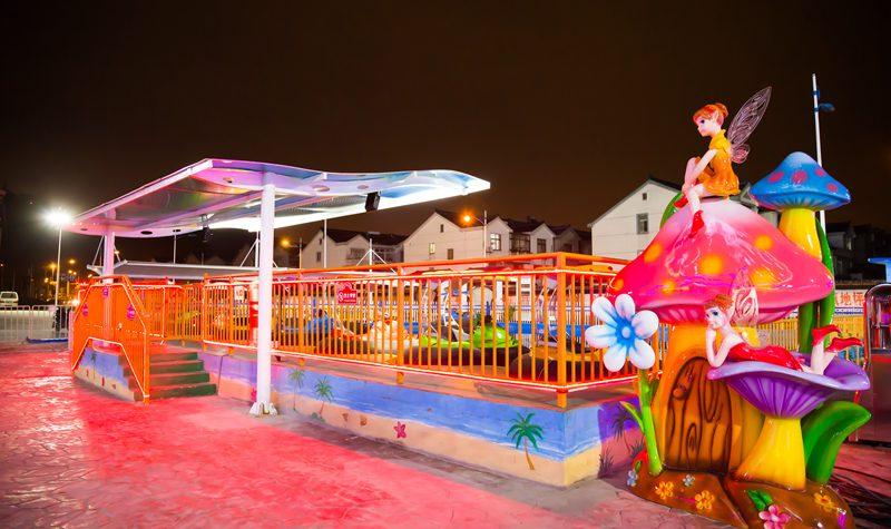 蘇州夢幻樂園門票、地址、開放時間