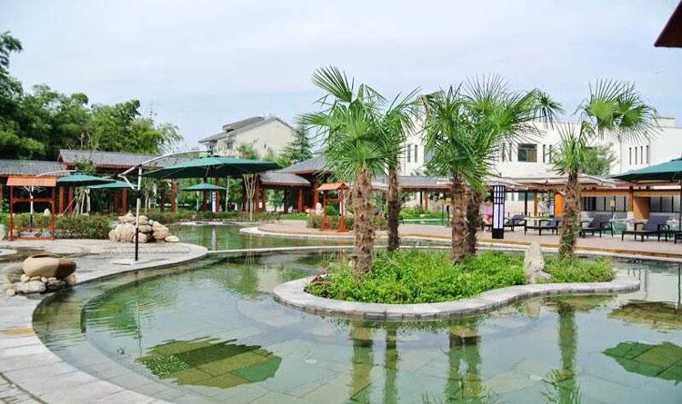 西安东大南山温泉