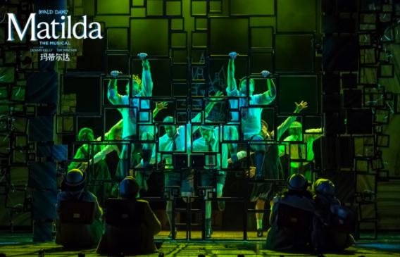 2019原版音乐剧《玛蒂尔达》深圳站演出信息及购票方式
