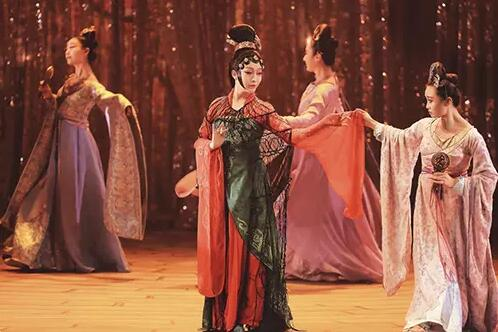 歌舞剧《昭君出塞》苏州演出门票