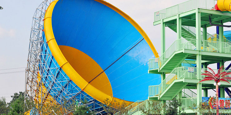 泰安亚龙湾水上乐园