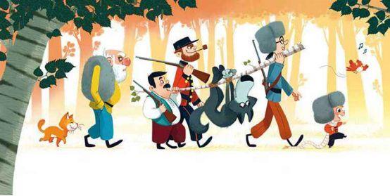 木管五重奏童话音乐会《彼得与狼》呼和浩特站