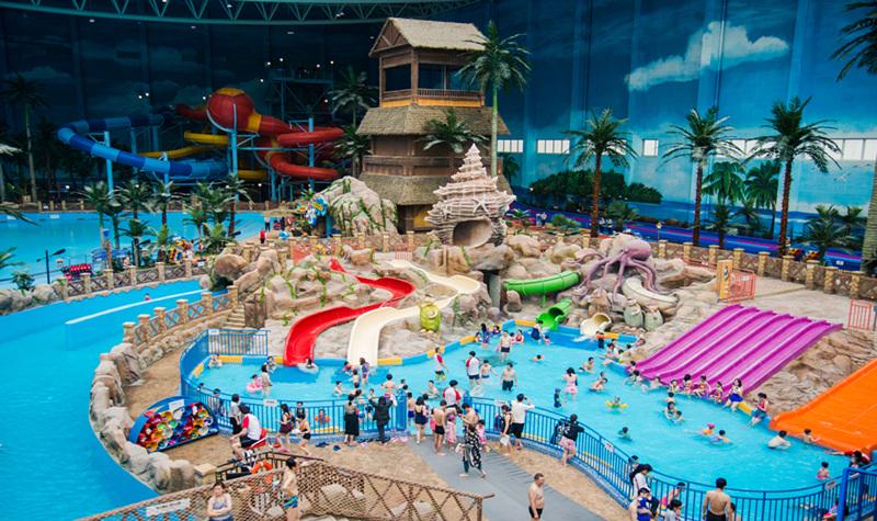 青岛融创水世界