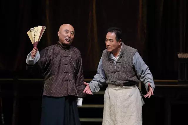 陈佩斯喜剧作品展演《戏台》重庆站