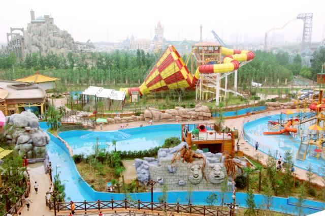 2019《中国好声音》河南赛区总决赛和你相约郑州方特水上乐园