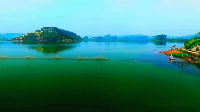 寿阳龙栖湖休闲度假区门票