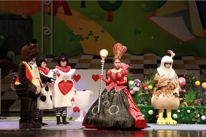 童话剧《爱丽丝梦游泡泡仙境》广州站