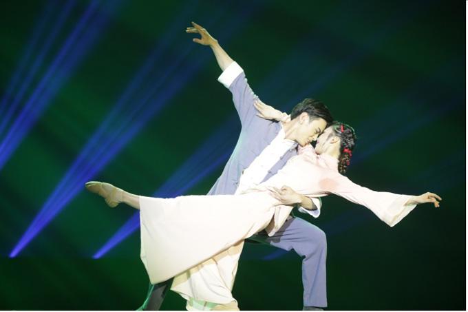 民族舞剧《立夏》太原站