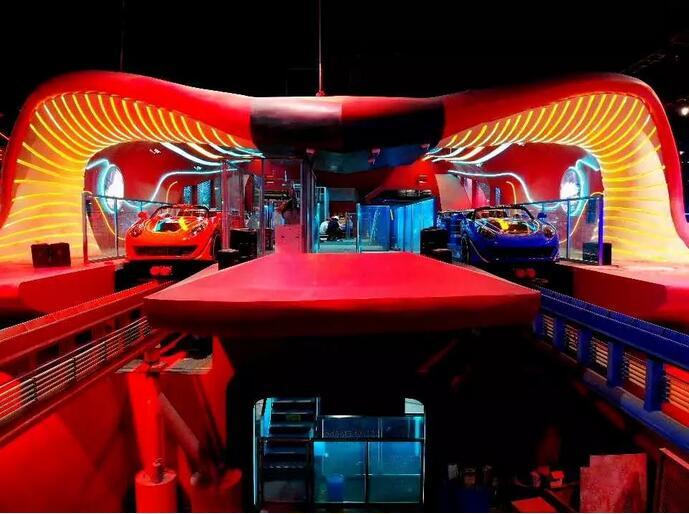 上海万达汽车乐园门票