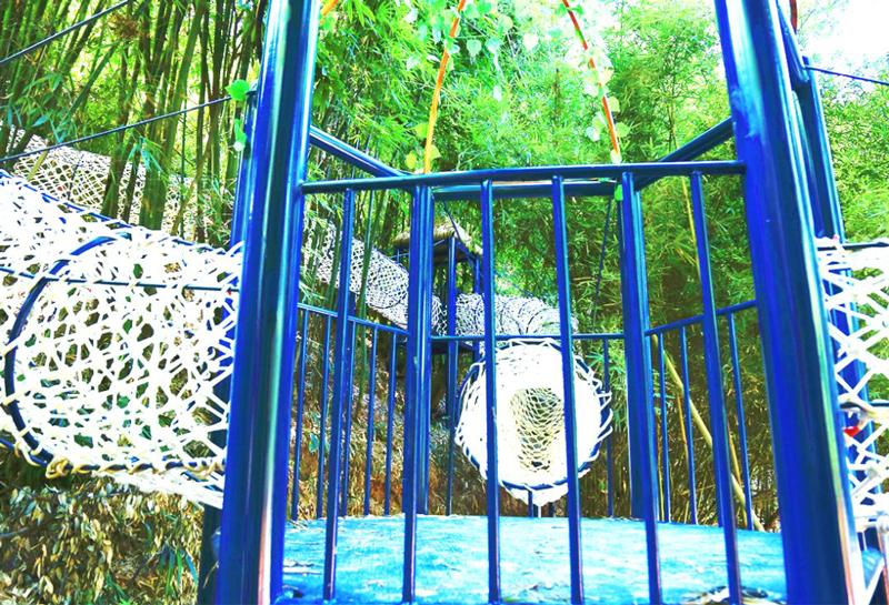 重庆熊猫宝贝亲子乐园