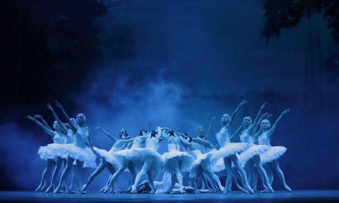 俄罗斯芭蕾国家剧院儿童版《天鹅湖》苏州