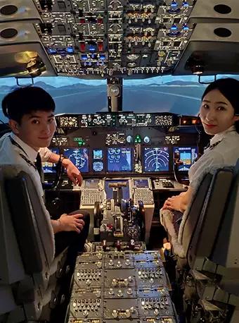 【深圳】哈特曼航空波音737飞行(虚拟)驾驶体验