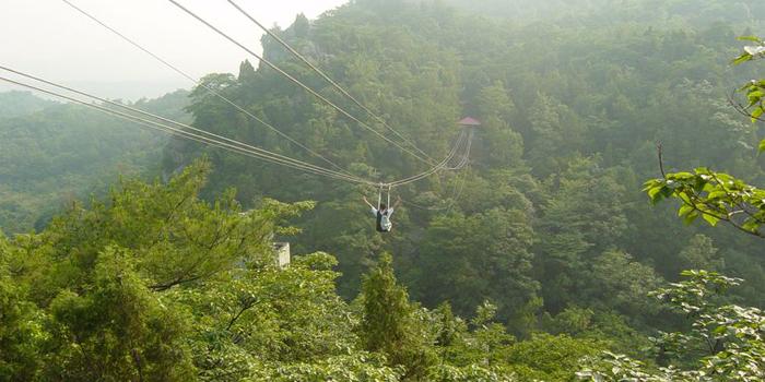 四川罗浮山风景区