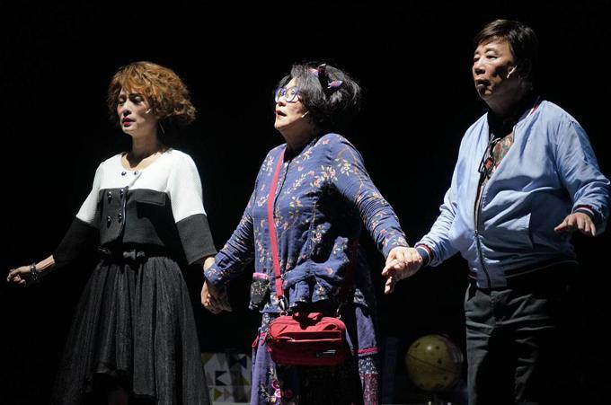 舞台剧《秘密》广州站