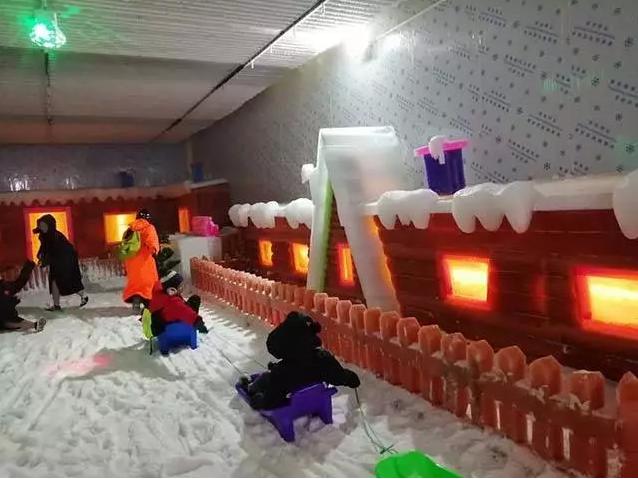 南宁冰雪世界