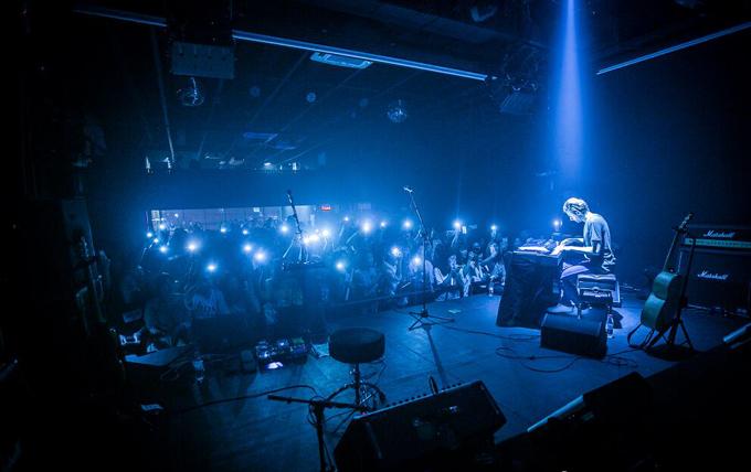 麦斯米兰广州演唱会