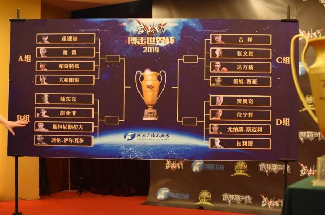 郑州武林风第二届搏击世界杯