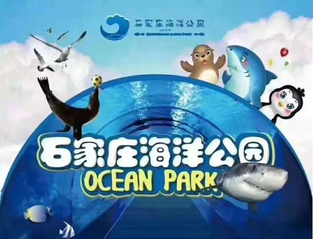 石家庄海悦天地海洋公园