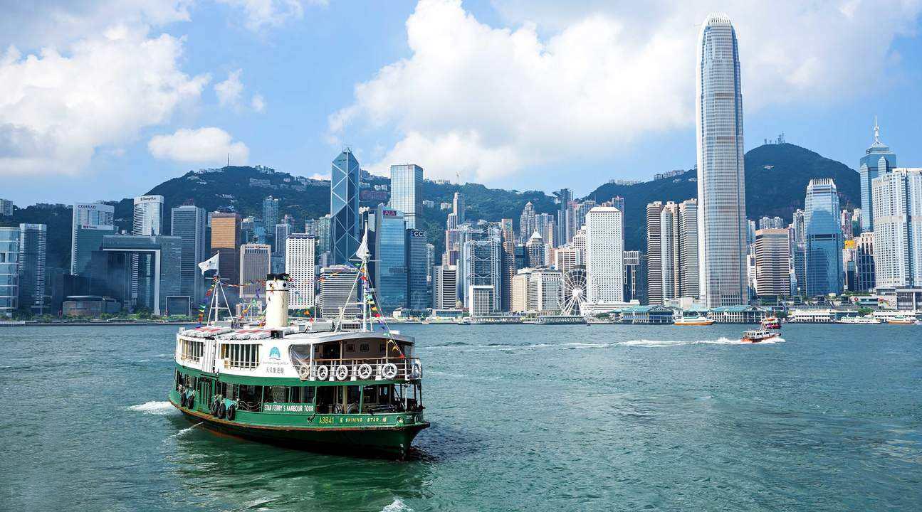 香港天星小轮