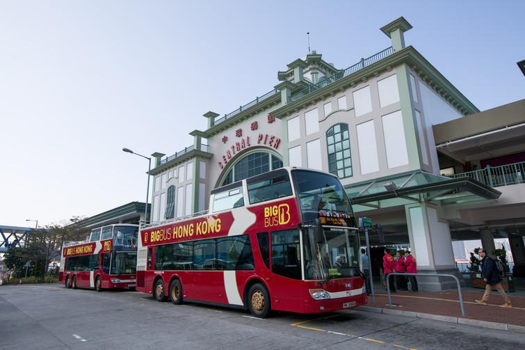 香港Bigbus大巴士观光游