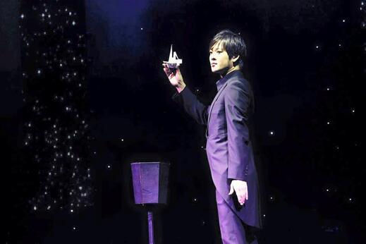 《不能说的秘密―世界著名近台魔术大师展演》厦门演出门票